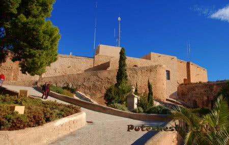 Замок Святой Барбары
