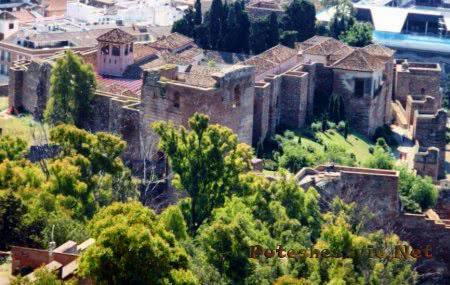 Замок Хибральфаро