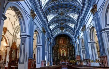 Церковь Иглесия де Сан-Хуан-Баутиста