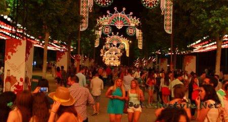 Гранадская ярмарка