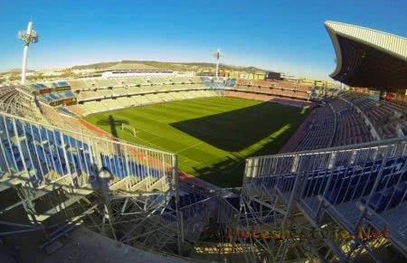 Стадион Nuevo Los Carmenes