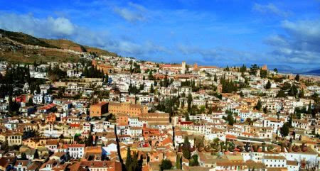 Арабский район Альбайсин