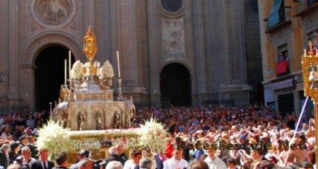 Праздник Тела и Крови Христовых