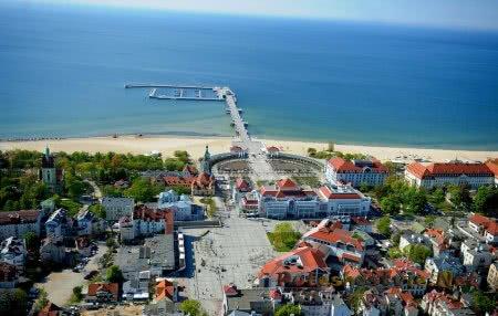 Курорты Польши на Балтийском море