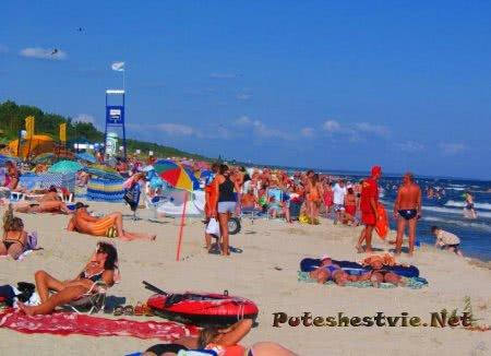 Курорт Крыница-Морска