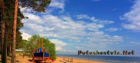 Курорты Эстонии на Балтийском море
