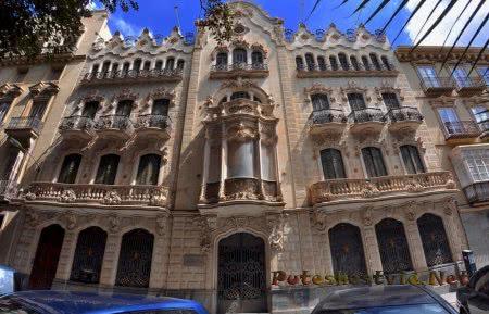 Город Картахена (Cartagena) в Испании