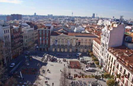 Площадь Святой Анны