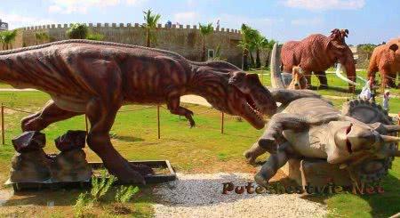 Дискавери–парк динозавров