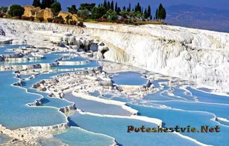 Экскурсия в Памуккале и античный город Иераполис