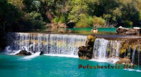 Экскурсия к водопаду Манавгат