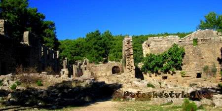 Экскурсия в старинный город Селевкия
