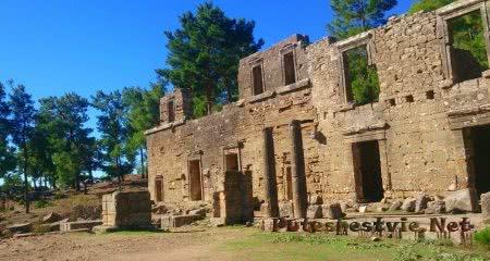Экскурсия в древний город Лирбе