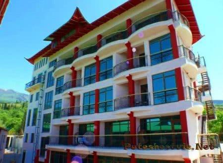 Отель «Веселый Хотэй»