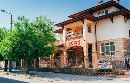 Гостиница «Reiss»