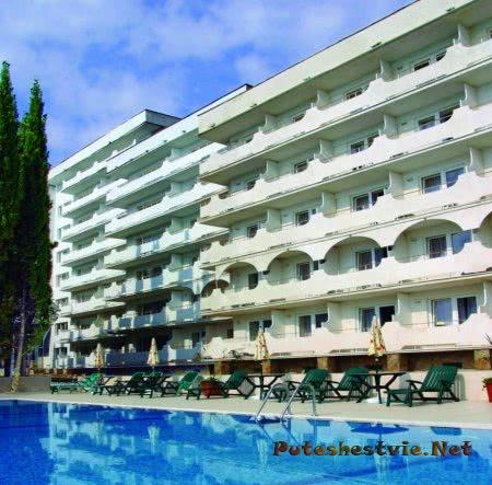 Отель «Кичкинэ»