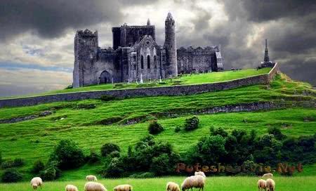 Замок Бларни blarney castle в Ирландии фото описание история как добраться карта