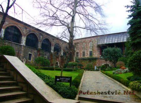 Дворец Ибрагим-паши в Стамбуле