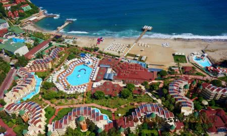Отель «TUI Family Life Tropical Resort 4*»