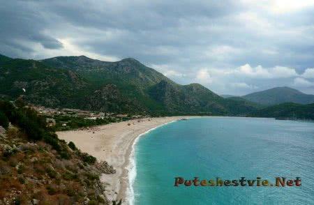 Пляж Бельджекыз
