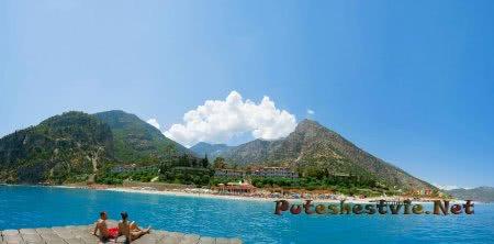 Отдых на курорте Фетхие в Турции