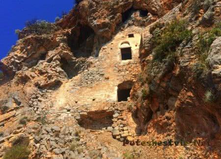 Монастырь Аф Куле