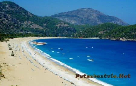 Пляж Олюдениз