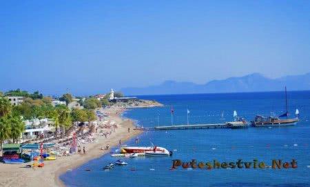 Пляж Бардакчи