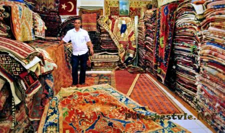 Ковры из Турции