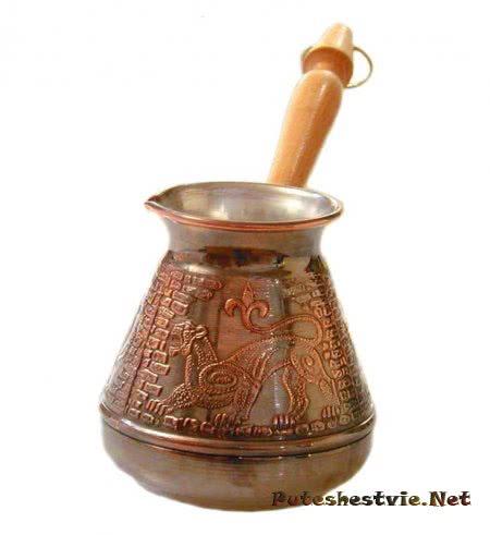 Турка для варки кофе (джезве)