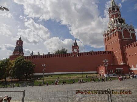 Фотоотчет экскурсии по Москве за один день