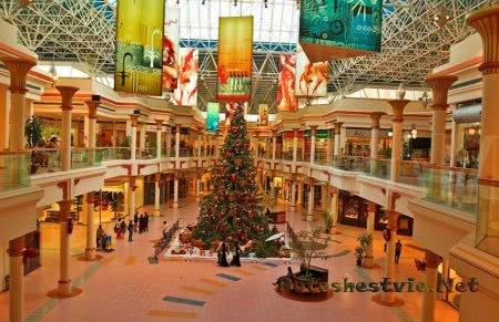 Лучшие торговые центры и рынки Дубая