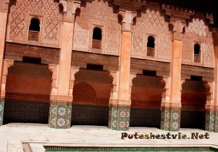 Мечеть Али-бен-Юсеф