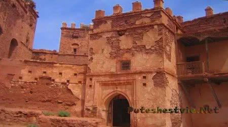 Дворец Дар-эль-Глауи