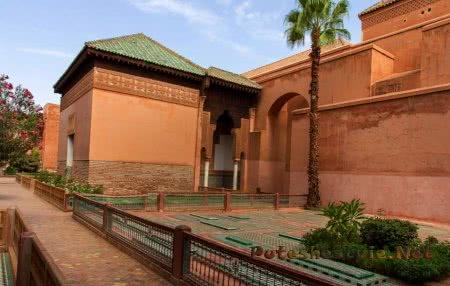 Гробница Саадитов