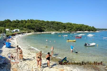 Пляж Стожа
