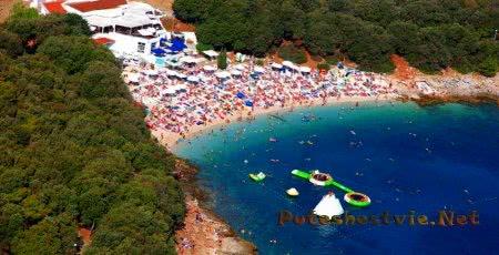 Пляж Амбрела