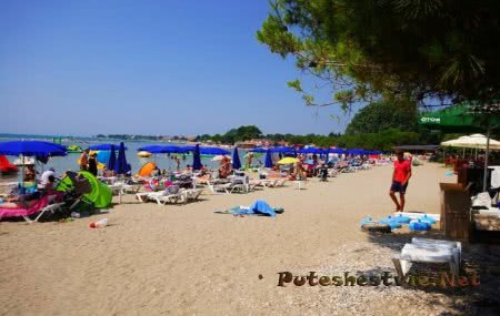Пляж Бийеца