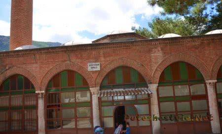 Мечеть султана Баязида Второго Святого