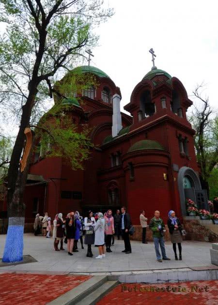 Покровская церковь Харбина