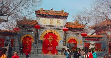 Буддийский монастырь Цзилэсы