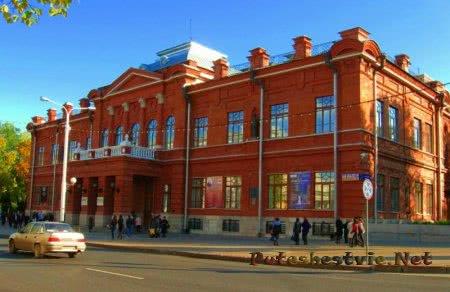 Башкирский театр оперы и балета – «Аксаковский народный дом»