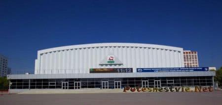 Дворец спорта Салавата Юлаева