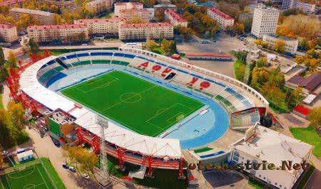 Стадион «Уфа-Арена»