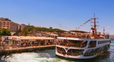 Как посетить Стамбул без загранпаспорта?