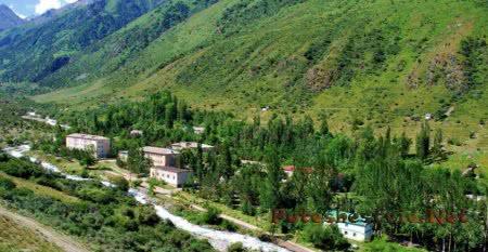 Курорт Иссык-Ата