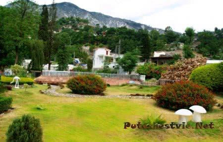 Курорт Джалал-Абад