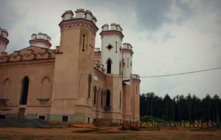 Коссовский замок в Беларуси