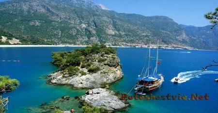 Самые красивые турецкие курорты