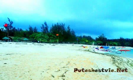 Пляжи острова Лусон